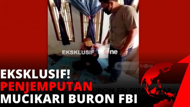 Video eksklusif tvOne; Penjemputan mucikari buronan FBI