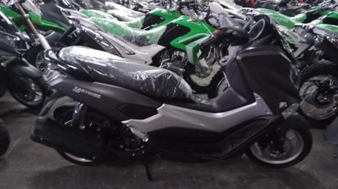 Motorstar Easyride yang mirip Yamaha Nmax