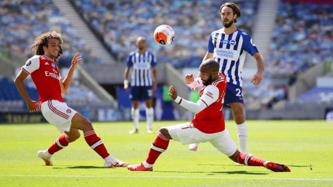 Arsenal vs Brighton and Hove Albion