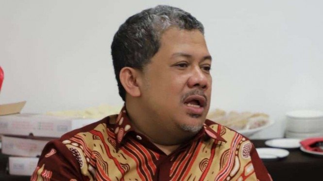 Fahri Hamzah, Wakil Ketua Umum DPN Partai Gelora Indonesia