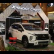 Mitsubishi Motors Auto Show Raih Penghargaan Best Field Activation