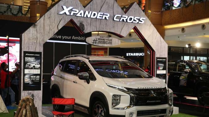 Mitsubishi Xpander Cross.