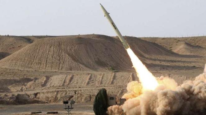 VIVA Militer: Rudal balistik jarak pendek Iran, Fateh
