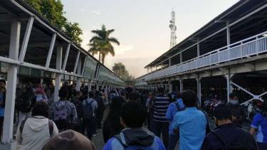 Cegah Kepadatan Penumpang, Commuter Line Siapkan Antrean Virtual