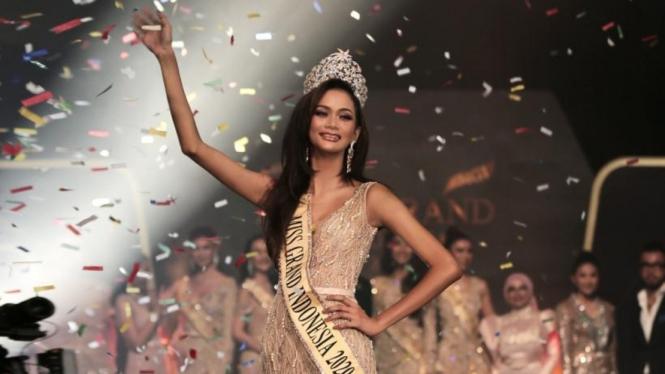 Miss Grand Indonesia 2020