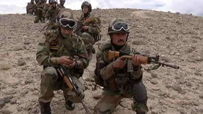 VIVA Militer: Tentara India di Lembah Galwan, Ladakh