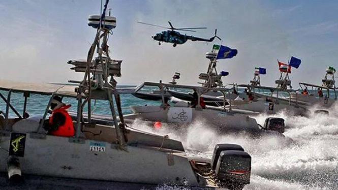 VIVA Militer: Armada laut Garda Revolusi Iran (IRGC)