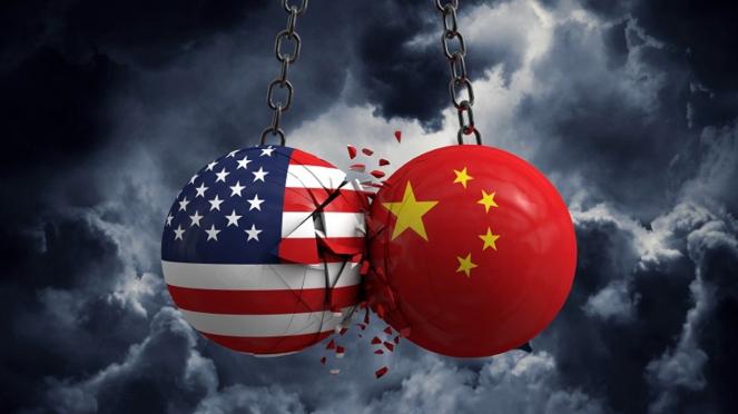 AS Vs China.