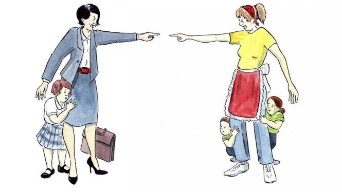 Mommy wars seharusnya berdampak positif