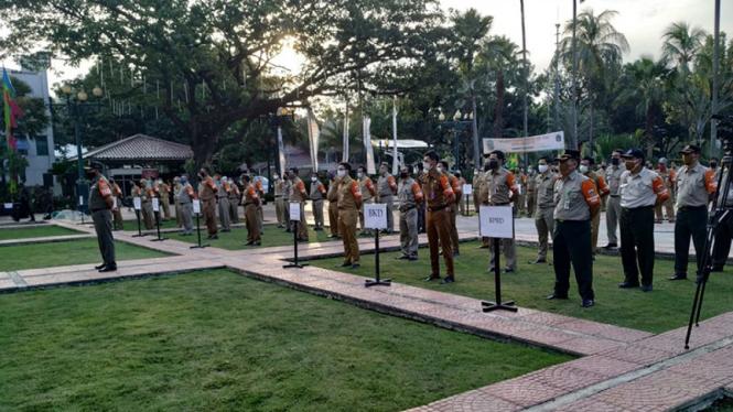 Aparatur Sipil Negara (ASN) DKI Jakarta.