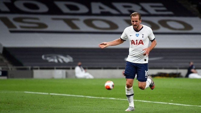 Striker Tottenham Hotspur, Harry Kane