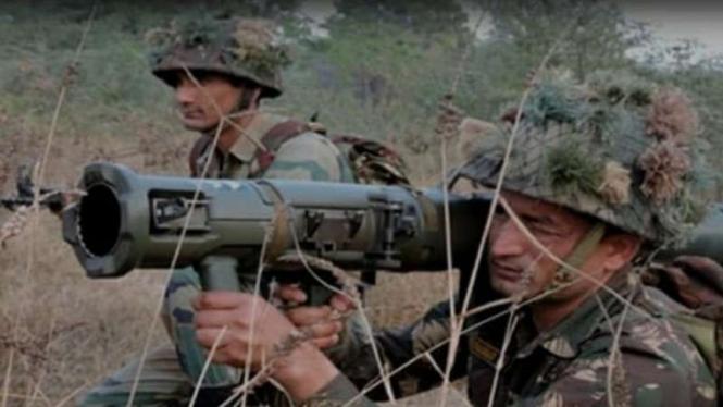 VIVA Militer: Tentara India.