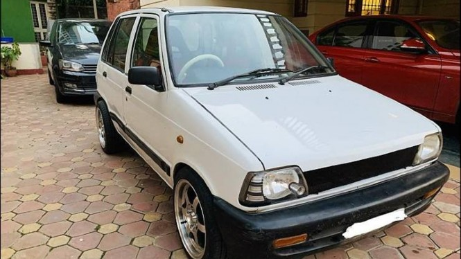Modifikasi Maruti 800