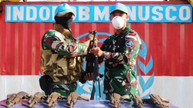 VIVA Militer: RDB XXXIX-B Monusco Congo