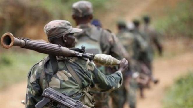 VIVA Militer: Milisi ADF Kongo.
