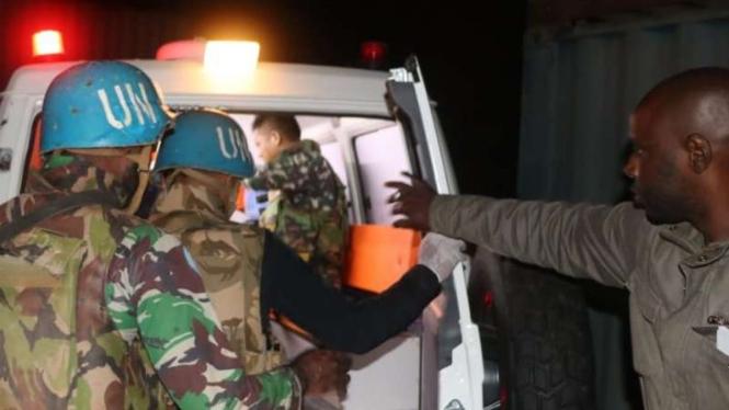 VIVA Militer : Prajurit TNI Tewas di Kongo, Afrika
