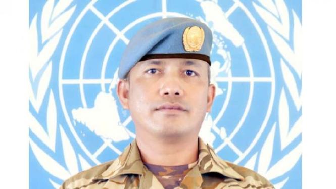 VIVA Militer : Serda Rama Wahyudi Tewas di Kongo, Afrika