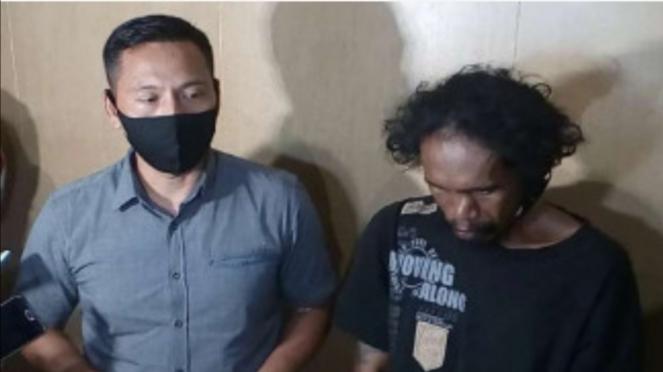 Anak buah John Kei, Teco, menyerahkan diri ke polisi