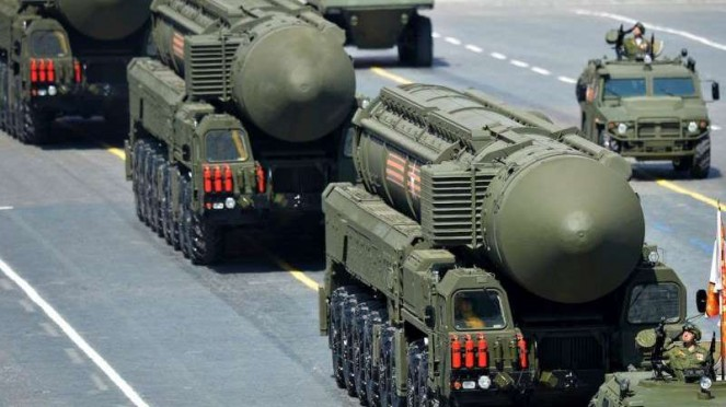 VIVA Militer: Rudal balistik antarbenua Rusia, RS-24 Yars