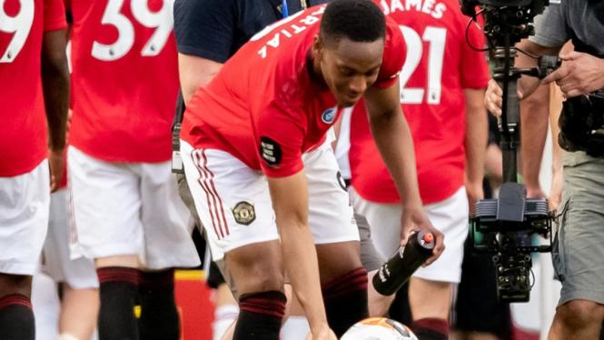 Striker Manchester United, Anthony Martial