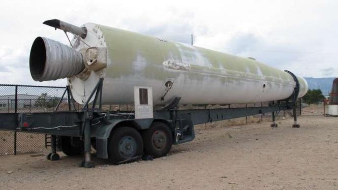 VIVA Militer: Rudal balistik nuklirjarak menengah Amerika Serikat, PGM-17 Thor