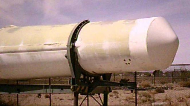 VIVA Militer: Rudal balistik nuklir jarak menengah Amerika Serikat, PGM-17 Thor