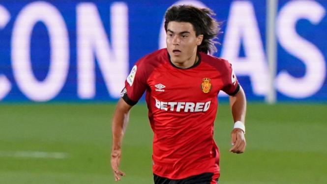 Pemain Mallorca, Luka Romero