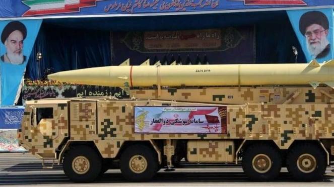 VIVA Militer: Rudal balistik Iran