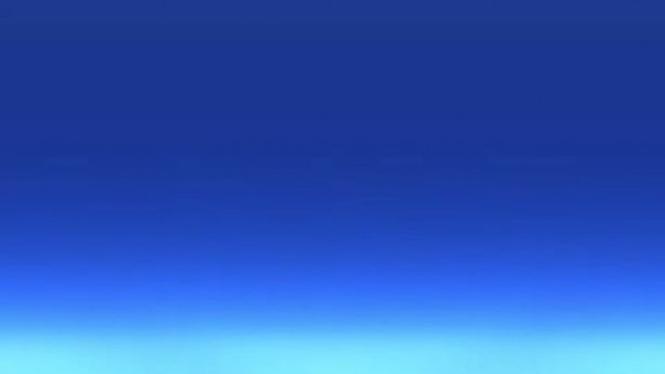 Sunset di Planet Uranus.
