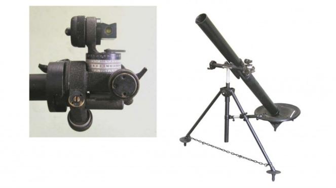 VIVA Militer: Pelontar Mortir Mo-3 Kal. 81 mm