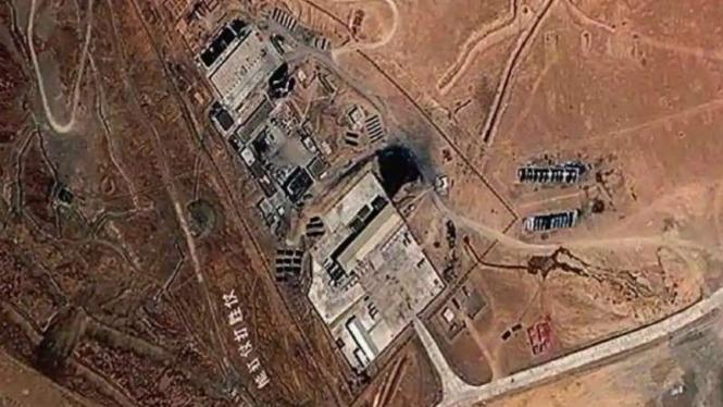 VIVA Militer : Citra Satelit Perbatasan Ladakh, India