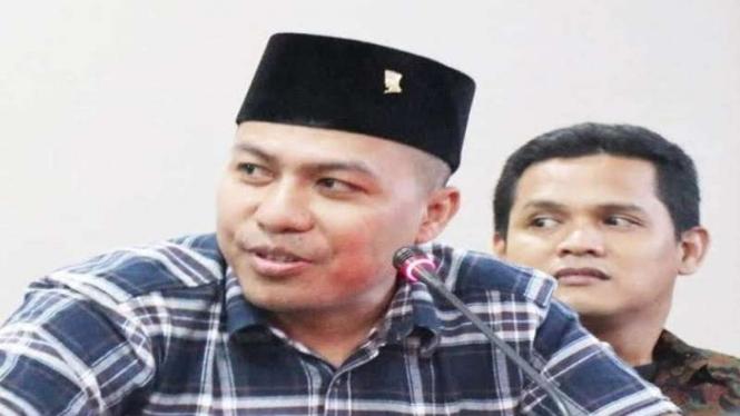 Ketua Pimpinan Pusat Pemuda Muhammadiyah, Muhammad Sukron