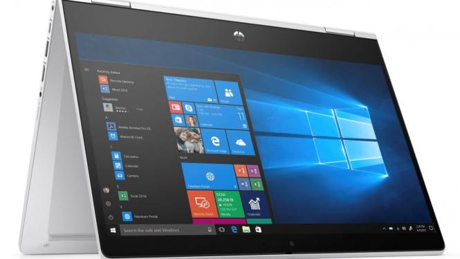 HP ProBook x360 435 G7.