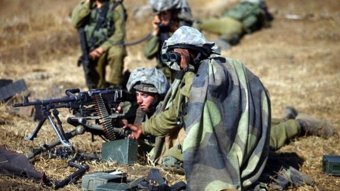 VIVA Militer: Tentara Pertahanan Israel (IDF) di Suriah