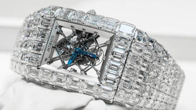 Jacob & Co. Billionaire Watch. Image via: Forbes