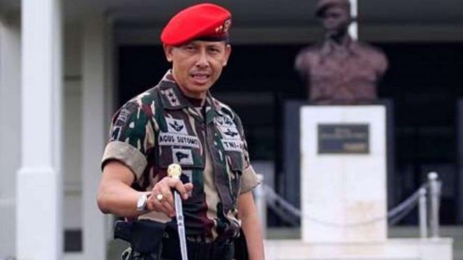 VIVA Militer: Mantan Danjen Kopassus Letjen TNI (Purn) Agus Sutomo