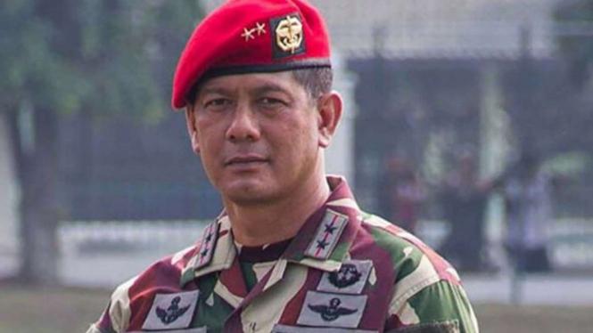 VIVA Militer: Mantan Danjen Kopassus Letjen TNI Doni Monardo