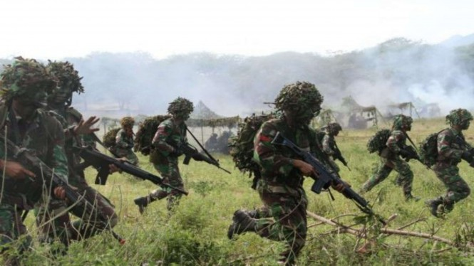 VIVA Militer: Kecabangan TNI AD Satuan Tempur Infanteri