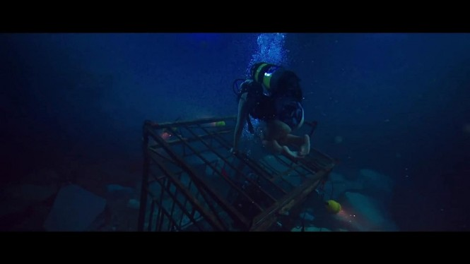 Film 47 Meters Down.