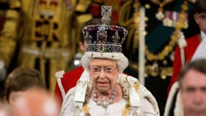 Mahkota kerajaan Inggris
