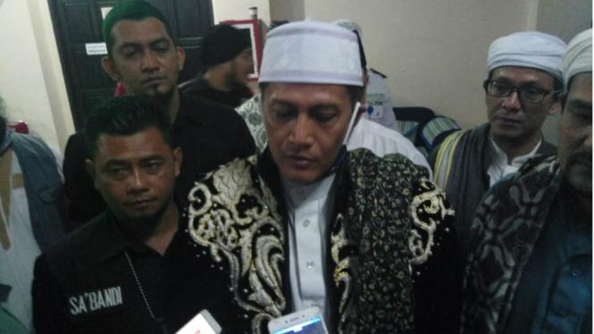 Sultan Pontianak ke  IX Kalimantan Barat, Syarif Machmud Melvin Alkadrie