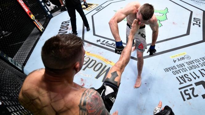 Pertarungan UFC Dustin Poirier vs Dan Hooker