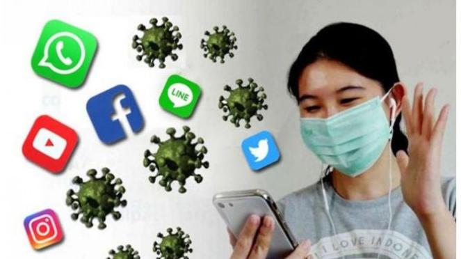 Ancaman dan kekuatan media sosial.
