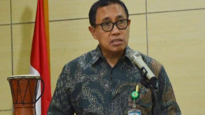 Kepala Badan PPSDM Kemenkes, Abdul Kadir