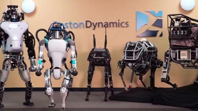 Robot  Image via: New Atlas