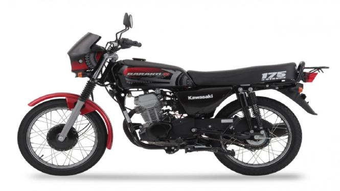 Kawasaki Barako 2