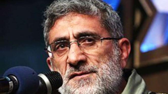 VIVA Militer : Komandan Pasukan IRGC Iran,  Brigjen Ismail Ghaani