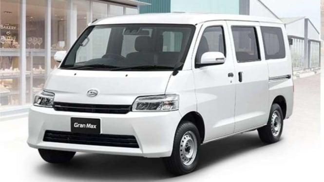 Daihatsu Gran Max dengan penampilan baru