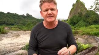 Gordon Ramsay di Sumatera Barat.