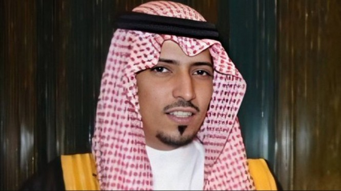Pangeran Bandar bin Saad bin Mohammad bin Abdulaziz.